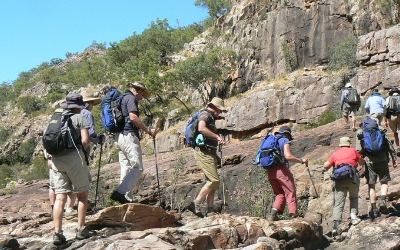 Trek Kakadu for Can Too Foundation