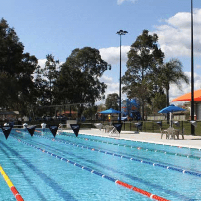 Learn to Ocean Swim | Gordon Fetterplace Aquatic Centre Campbelltown Sydney