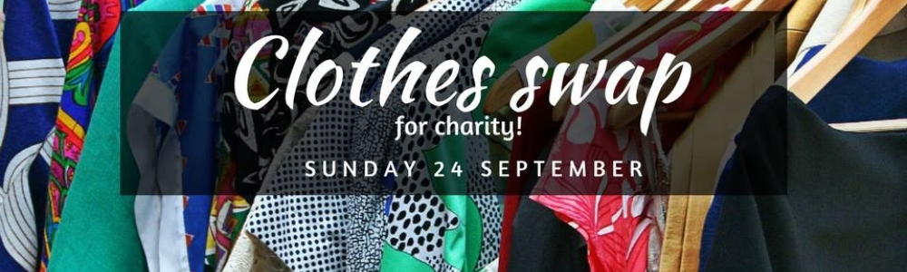 Clothes Swap Fundraiser