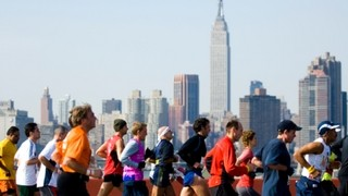 Train for New York City Marathon