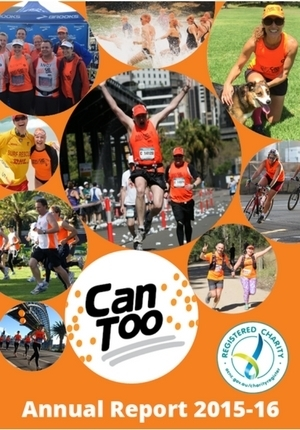 Can Too Foundation 2015/16 Annual Report