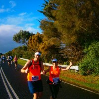 Sydney 44km Great Ocean Road Marathon 2017
