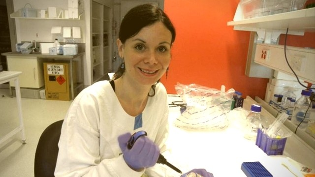Dr Camille Guillerey Can Too Blood Cancer Researcher