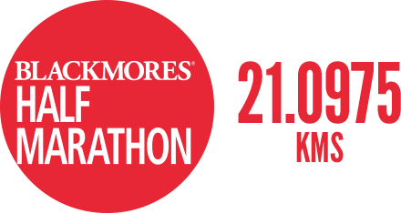 Train for Blackmores Half Marathon 2018