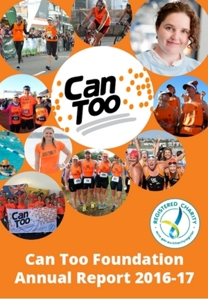 Can Too Foundation 2016/17 Annual Report