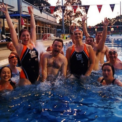 Learn to Ocean Swim | Macquarie University Pool Sydney