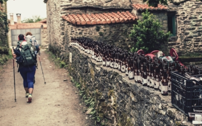 Trek the Camino Trail (Spain) for Can Too Foundation