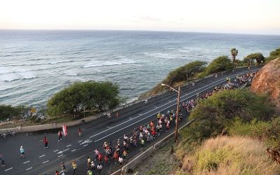 Honolulu Marathon Training Sydney | Can Too Foundation