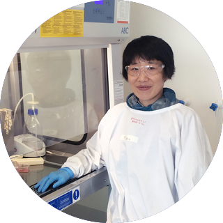 Dr Yuan Cao - Can Too Bowel Cancer Researcher