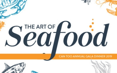 Art of Seafood - Can Too Foundation Gala Fundraiser