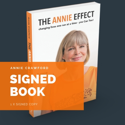 Win A Copy of The Annie Effect Signed By Annie Crawford (Up to $30 Value)